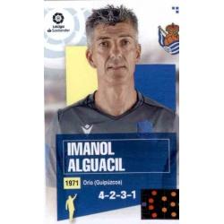 Imanol Alguacil Real Sociedad 1 Ediciones Este 2020-21
