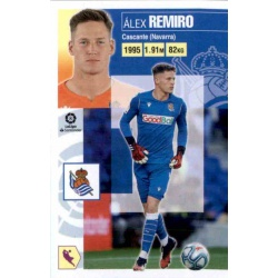 Remiro Real Sociedad 2 Ediciones Este 2020-21
