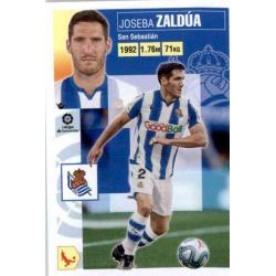 Zaldúa Real Sociedad 4 Ediciones Este 2020-21