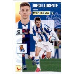Diego Llorente Real Sociedad 6A Ediciones Este 2020-21