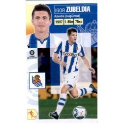 Zubeldia Real Sociedad 10 Ediciones Este 2020-21