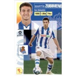 Zubimendi Real Sociedad 12B Ediciones Este 2020-21
