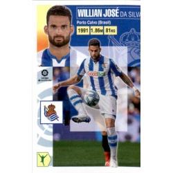Willian José Real Sociedad 16A Ediciones Este 2020-21