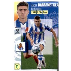 Barrenetxea Real Sociedad 16B Ediciones Este 2020-21