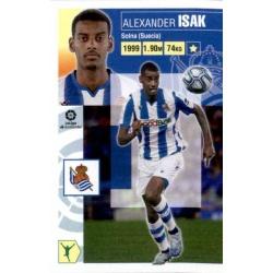 Isak Real Sociedad 17 Ediciones Este 2020-21