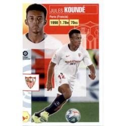 Koundé Sevilla 5 Ediciones Este 2020-21