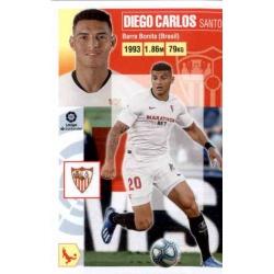 Diego Carlos Sevilla 6 Ediciones Este 2020-21