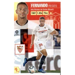 Fernando Sevilla 10 Ediciones Este 2020-21