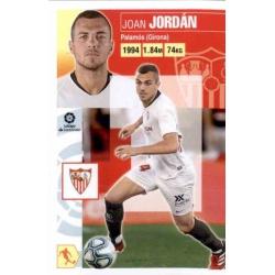 Jordán Sevilla 11 Ediciones Este 2020-21
