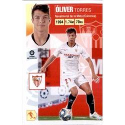 Óliver Torres Sevilla 13 Ediciones Este 2020-21