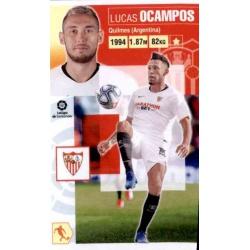 Ocampos Sevilla 14 Ediciones Este 2020-21