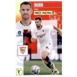 Suso Sevilla 15 Ediciones Este 2020-21