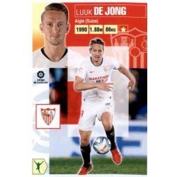De Jong Sevilla 17 Ediciones Este 2020-21