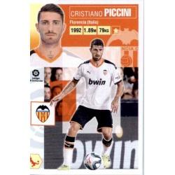 Piccini Valencia 5 Ediciones Este 2020-21