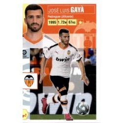Gayá Valencia 9 Ediciones Este 2020-21