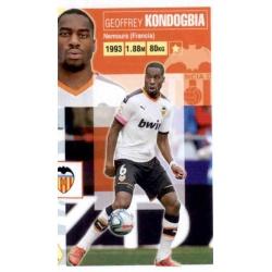 Kondogbia Valencia 11 Ediciones Este 2020-21