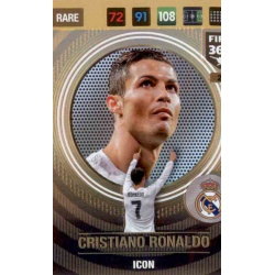Cristiano Ronaldo Icon Real Madrid Fifa 365 2017