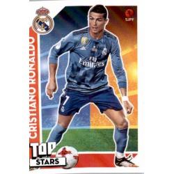 Cristiano Ronaldo Top Stars Futebol 2017-18