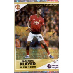 Marcus Rashford Panini Tabloid 72