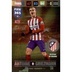 Antoine Griezmann Fans Fifa 365 2017