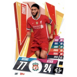 Joe Gomez Liverpool LIV7