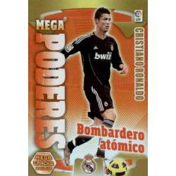 Cristiano Ronaldo Real Madrid Mega Poderes 375