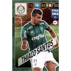 Thiago Santos Palmeiras 41
