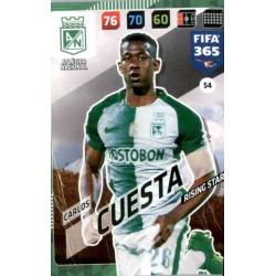 Carlos Cuesta Rising Star Atlético Nacional 54