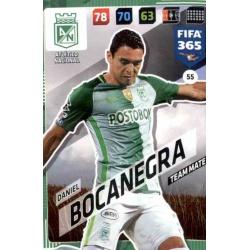 Daniel Bocanegra Atlético Nacional 55