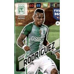 Arley Rodríguez Atlético Nacional 61