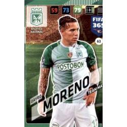 Dayro Moreno Atlético Nacional 63