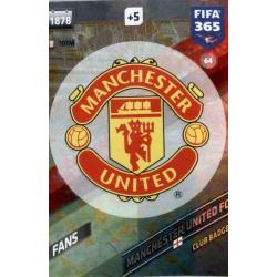 Escudo Manchester United 64