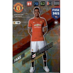 Chris Smalling Fans Favourite Manchester United 66