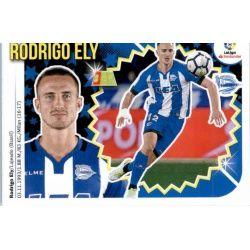 Rodrigo Ely Alavés 5 Deportivo Alavés 2018-19