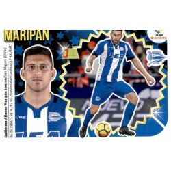 Maripán Alavés 6 Deportivo Alavés 2018-19