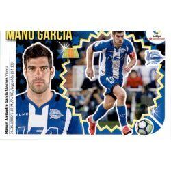 Manu García Alavés 8 Deportivo Alavés 2018-19