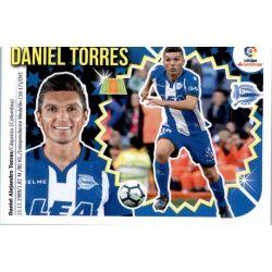 Daniel Torres Alavés 9B Deportivo Alavés 2018-19