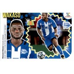 Wakaso Alavés 10 Deportivo Alavés 2018-19