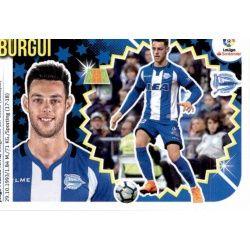 Burgui Alavés 11 Deportivo Alavés 2018-19