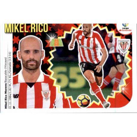 Camiseta Athletic Club Mikel Rico