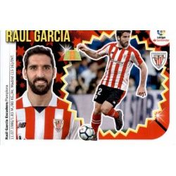 Raúl García Athletic Club 12 Athletic Club 2018-19