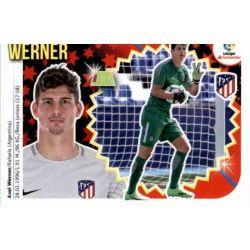 Werner Atlético Madrid 2