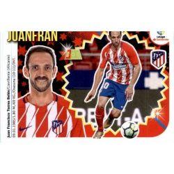 Juanfran Atlético Madrid 3A