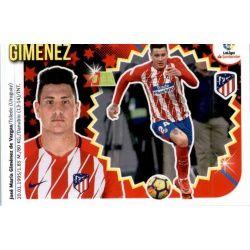 Giménez Atlético Madrid 5
