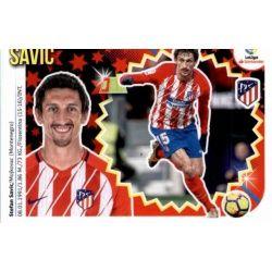 Savic Atlético Madrid 6
