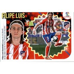 Filipe Luis Atlético Madrid 8