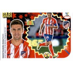 Gabi Atlético Madrid 9