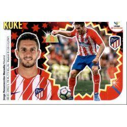 Koke Atlético Madrid 10