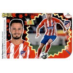 Saúl Atlético Madrid 11