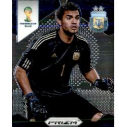 Sergio Romero Argentina 4